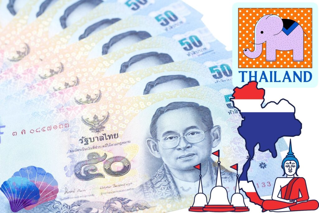 India & Thailand' Currency - Accepted Currencies & Conversion Rate