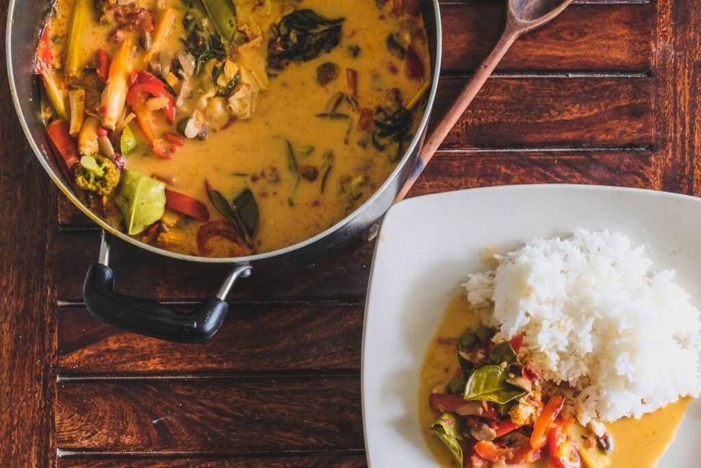 Availability of Indian Cuisine in Thailand