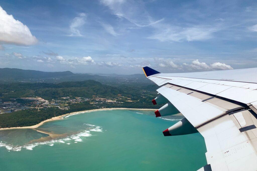 India to Thailand by Air - Thailand Bangkok International Airport, Flight Operators