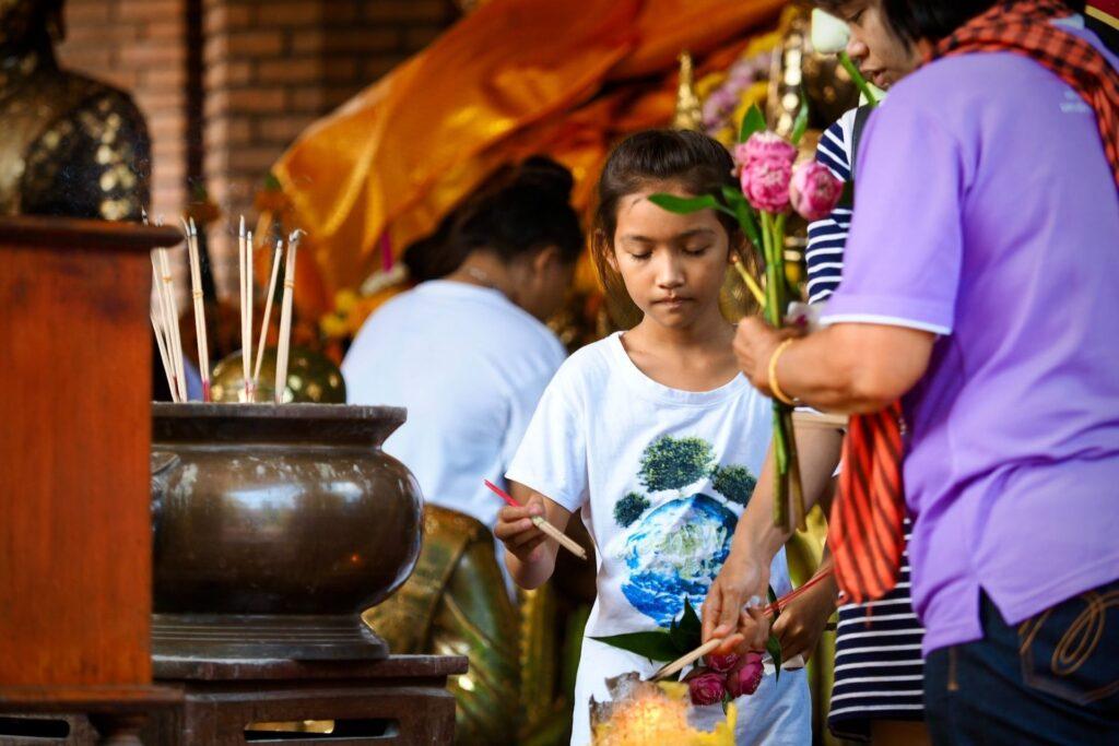 Respect to Thailand Culture & Sentiments